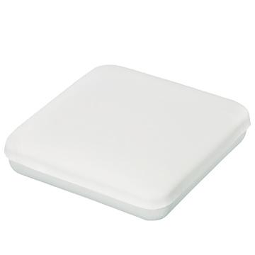 純白しぼり箱 正方形(深)