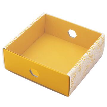 和生サービス箱 4ケ用 やまぶき スリーブ式