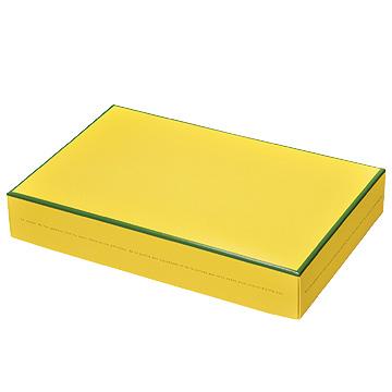 ドゥミセック 15個箱 レモンイエロー(45・55)