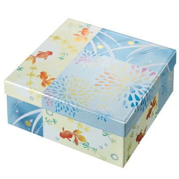 貼箱 銀ペット 夏日記