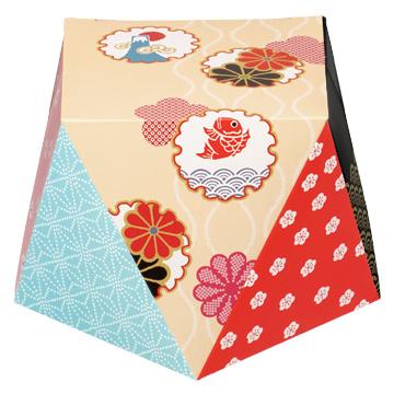 立体八角BOX 万福(ばんぷく)