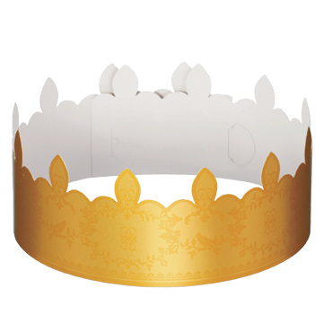 ガレットデロワ用 王冠Ⅱ
