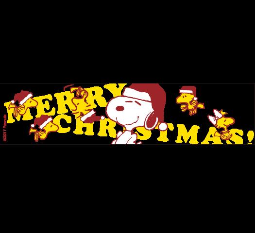 PP 76-185 ピーナッツ ハッピーメリークリスマス