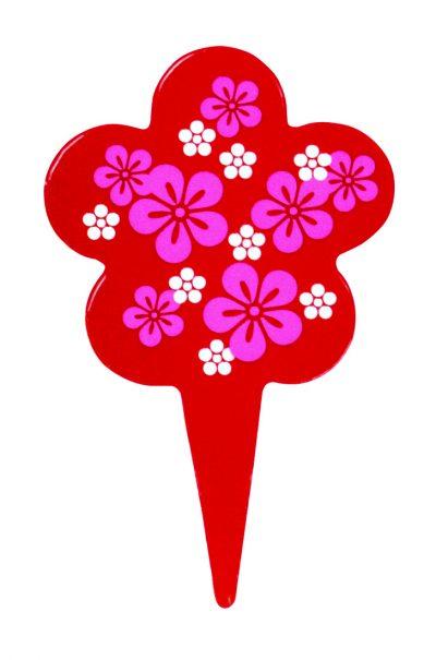 お正月 梅の花 ケーキピック     (変型25×40)2C